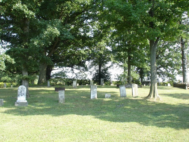 CRUSH CEMETERY